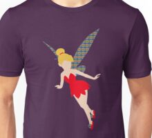 Tinkerbell with a difference  Unisex T-Shirt