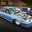 Michael Ryan's Ford Falcon Race Car by HoskingInd