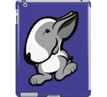 English Bull Terrier Stroll iPad Case/Skin