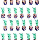 Pattern Pineapple by jem16