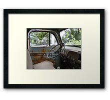 Old Ford Comforts Framed Print