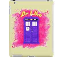 Doctor Who 3 iPad Case/Skin