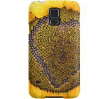 I Heart Sunflowers Samsung Galaxy Case/Skin