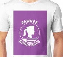 Pawnee Goddesses - Purple Unisex T-Shirt