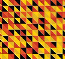 """Monarch"" Pattern v1 by SCRTSQRL"
