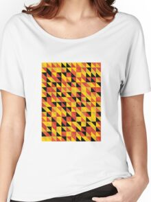 """Monarch"" Pattern v1 Women's Relaxed Fit T-Shirt"