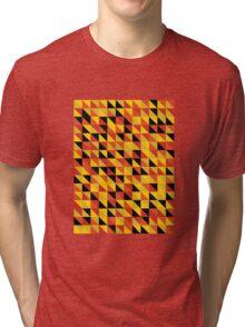 """""""Monarch"""" Pattern v1 Tri-blend T-Shirt"""