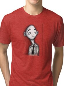 Mandatory Corporate Lobotomy Tri-blend T-Shirt