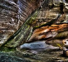 Rock Formation - HDR by Kutay Photography