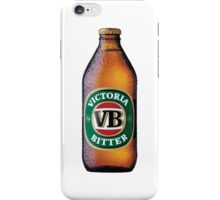 VB Beer Bottle iPhone Case/Skin