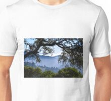 Peek into the top of the world Unisex T-Shirt