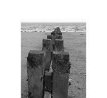 Blocks Photographic Print