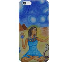 The Goddess Isis iPhone Case/Skin
