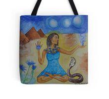 The Goddess Isis Tote Bag