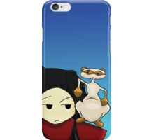 Fuzzy Lump Cover iPhone Case/Skin
