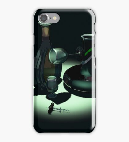 Bottle and Carafe iPhone Case/Skin