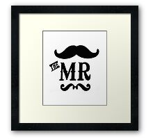 Mr Framed Print