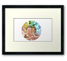 Lovestory Framed Print