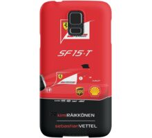 2015 Formula 1 Scuderia Ferrari SF15-T Samsung Galaxy Case/Skin