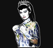 "Title: ""Slave Queen"" Sophia Loren, Sexy, Two Nights With Cleopatra, Earth Goddess. Men's Baseball ¾ T-Shirt"