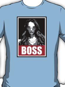 OBEY Collection - sasha banks T-Shirt