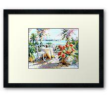 Darling Point Sydeny Framed Print