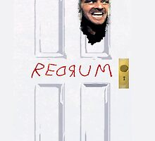 The Shining Redrum by ideanuk