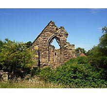 Hemington Church Photographic Print