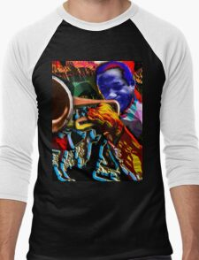 CLIFFORD Men's Baseball ¾ T-Shirt