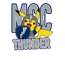 MCC THUNDER Photographic Print