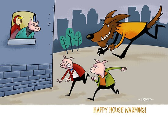 Happy House Warming! by TheFrase