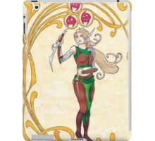 Elf Rogue iPad Case/Skin