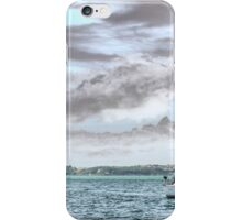 Sailing into the Harbour of our Heart iPhone Case/Skin