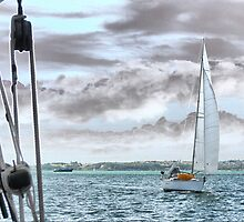 Sailing into the Harbour of our Heart by Larry Lingard-Davis