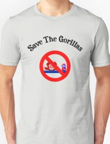 Save the Gorillas! T-Shirt