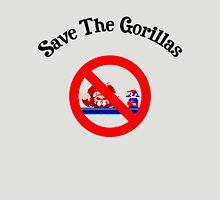Save the Gorillas! Unisex T-Shirt
