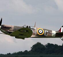 Spitfire Vb by PhilEAF92