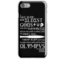 The Great Prophecy iPhone Case/Skin