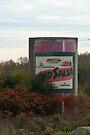 Island Salsa Silo - Cobourg, Ontario by Allen Lucas