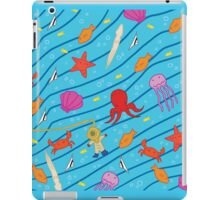 wet iPad Case/Skin