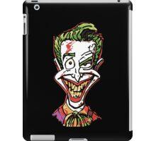 Joker Illustration iPad Case/Skin