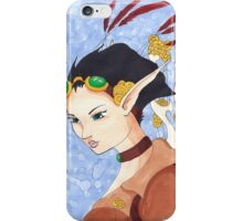 SteamPunk Farie iPhone Case/Skin