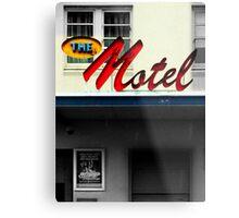 urb de motel Metal Print