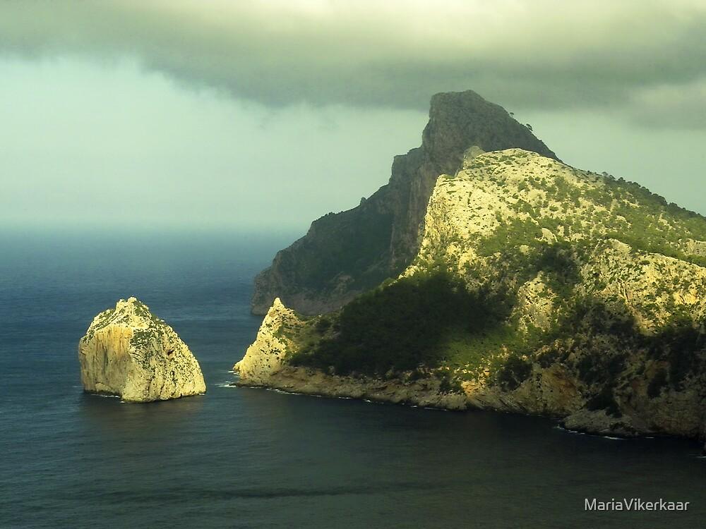 Cap de Formentor by MariaVikerkaar