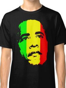 Barack Obama Green Gold and Red t shirt Classic T-Shirt