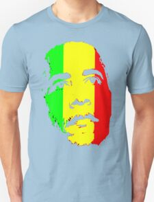 Barack Obama Green Gold and Red t shirt T-Shirt