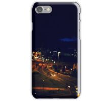 Awesome city view at night  iPhone Case/Skin