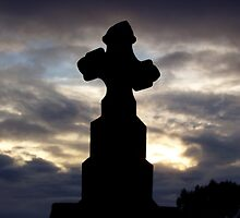 Foxhall Tombstone, Ireland by Aishling O'Neill