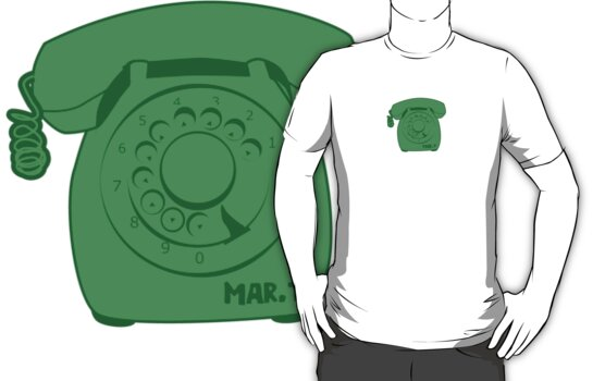 phone me green by mishiko