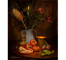 Old Masters Series (Print 8) Photographic Print